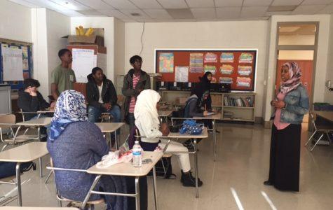 New Muslim Student Association provides forum, safe space for kids