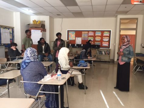 New Muslim Student Association provides forum, safe space for kids