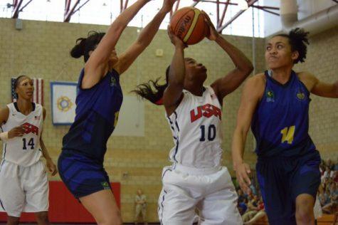 Former Wolverine, WNBA player returns to coach girls basketball