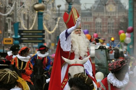 Dutch Christmas provides twist to American version of holiday