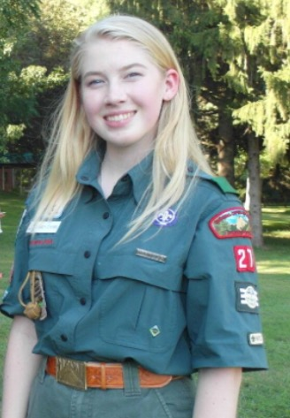 Scouting, an opportunity for all students to explore and broaden their horizons