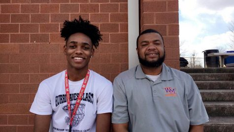 Father, son take 'home school' to another level