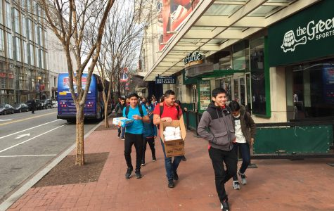 ESOL students travel to DC for performance at Shakespeare Theatre