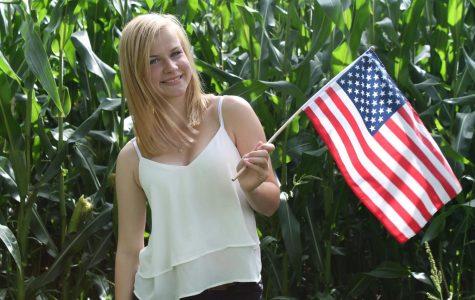 German exchange student shares Watkins Mill experience