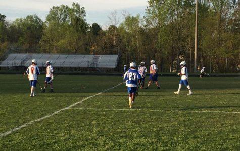 Boys lacrosse looks to eliminate Cavaliers, break 5 game skid