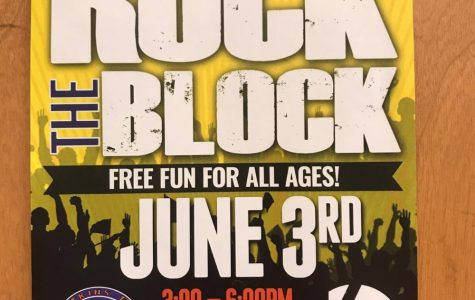 Highly anticipated Rock the Block event finally arrives this Saturday