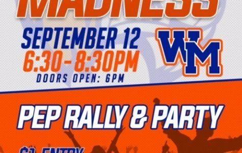 Mill Madness combines spirit, Orange Nation dance party tonight