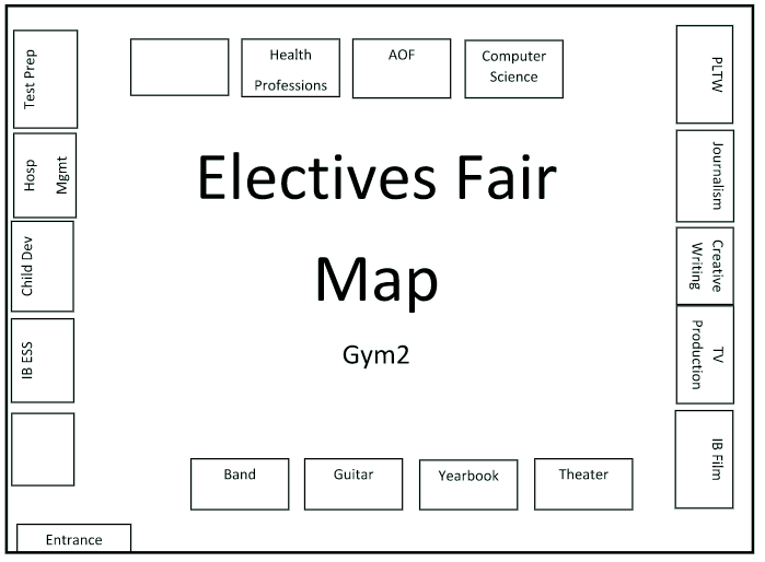 Map+of+the+tables+for+the+electives+fair+on+November+22.++