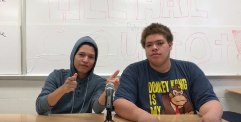 Time with Tyler and Sergio: Sergio's Survival Guide for High School