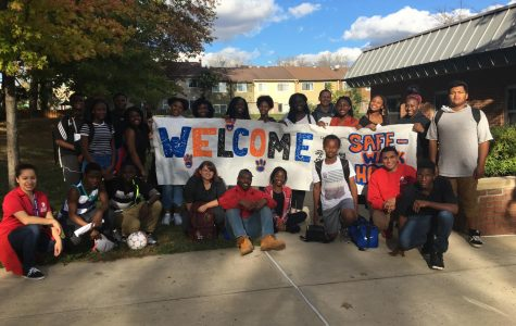 Wolverine role models escort Whetstone kids in 'Safe Walk Home' program