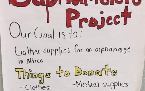 Baphumelele Project gathered supplies, money for South African orphanage