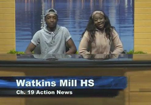 Wake Up Watkins Mill: December 8, 2017