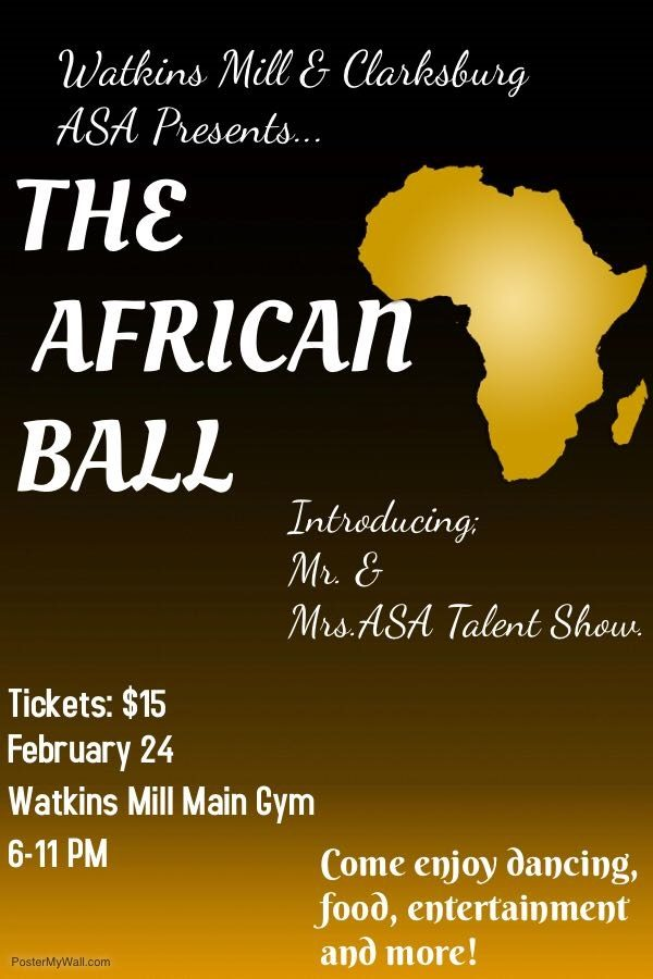 African Student Association hosts second annual African Ball this Saturday