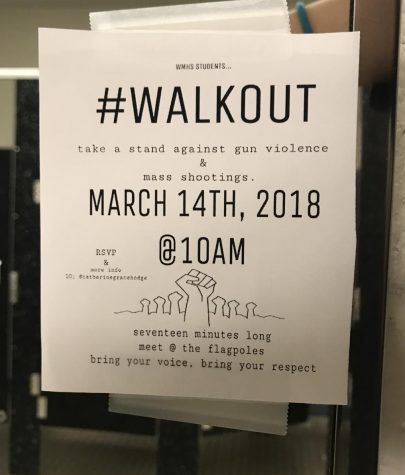 Students plan to participate in National School Walkout tomorrow