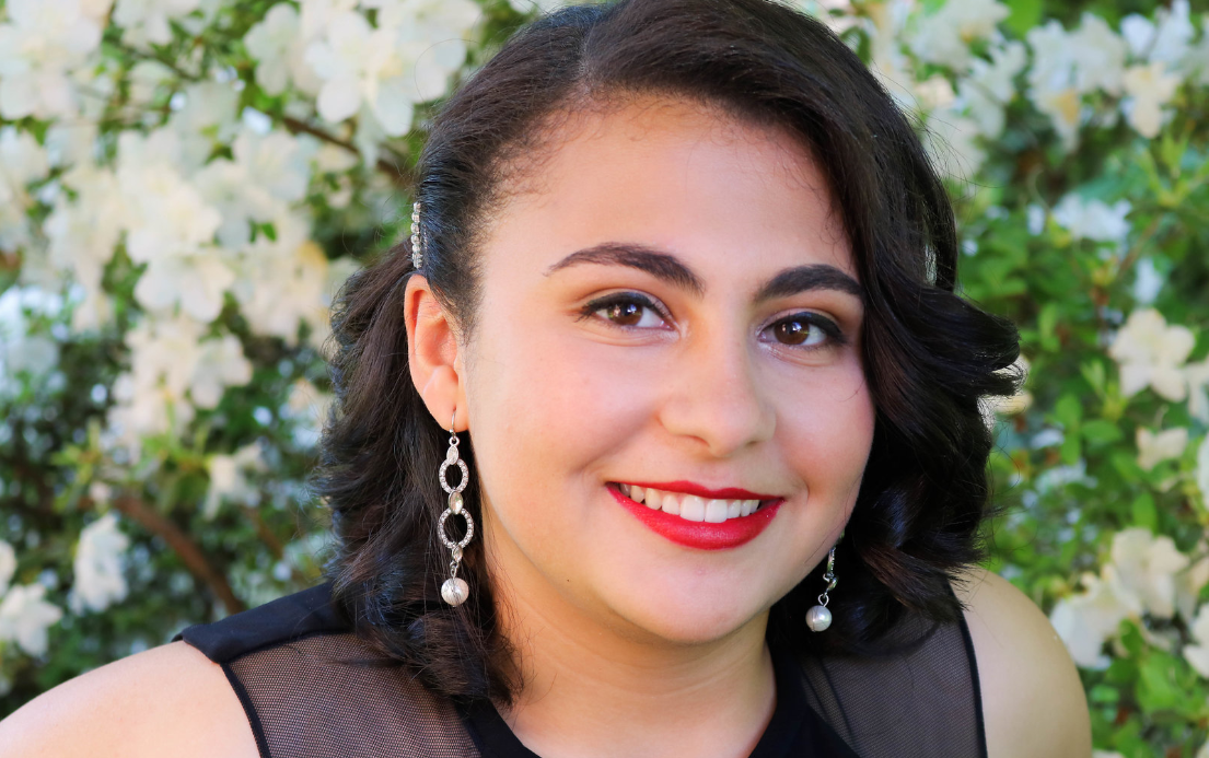 Senior Sarah Elbeshbishi was the first Watkins Mill High School student to be named one of Bethesda Magazine's Most Extraordinary Teens