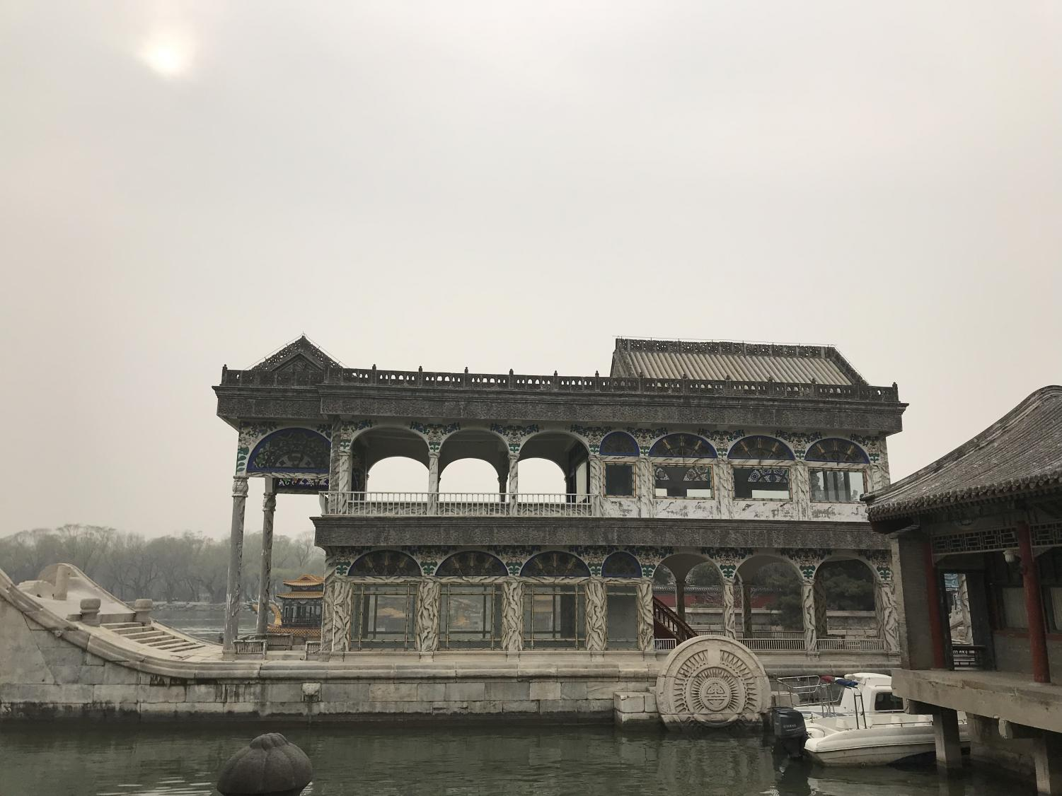 Granite+%22Boat%22+in+the+Summer+Palace%2C+Beijing+China