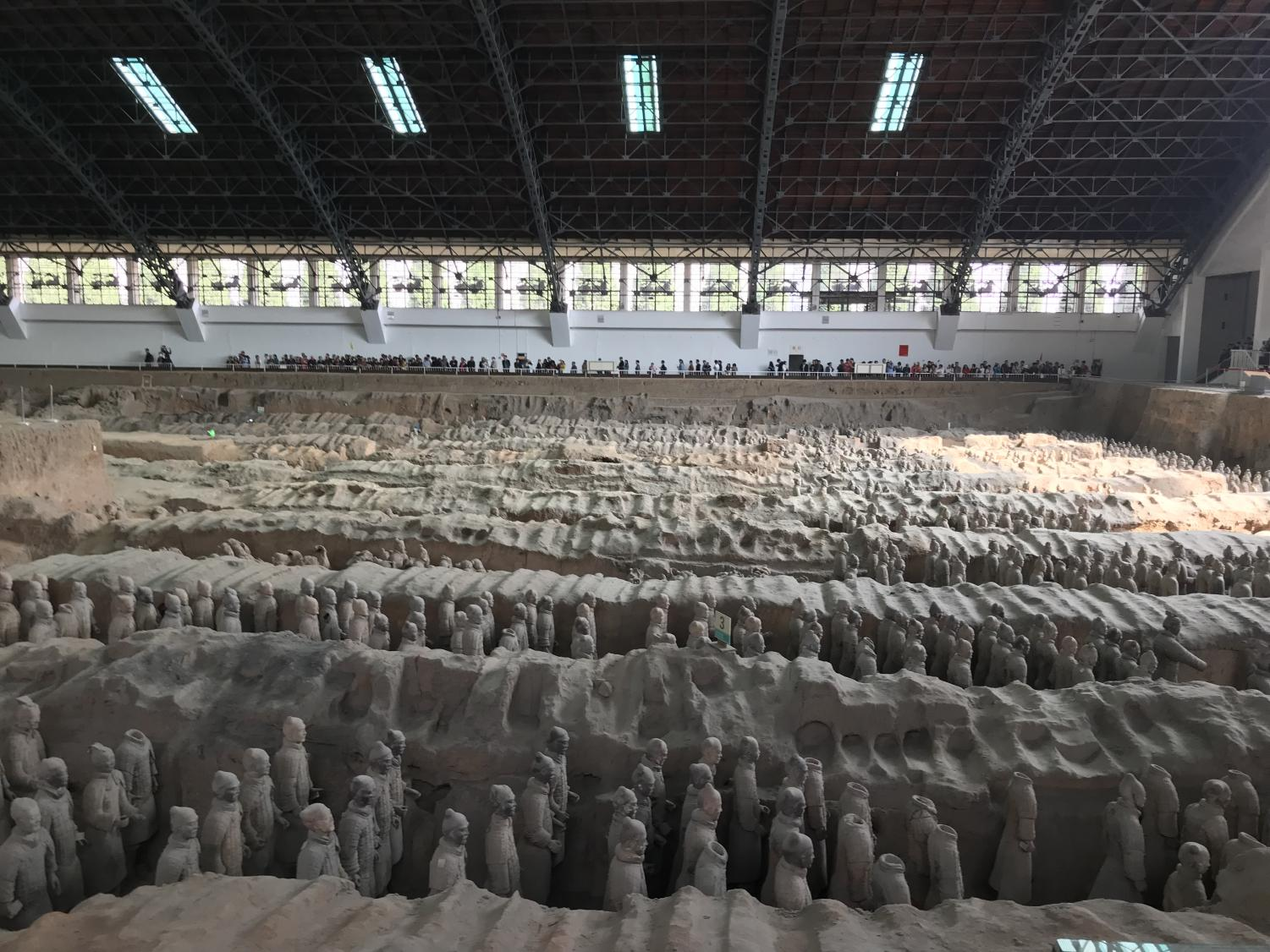 Terracotta Warriors, Xi'an China