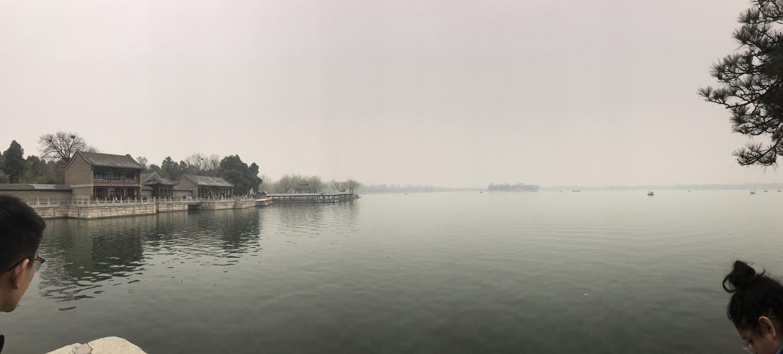 Man-made+lake+around+the+Summer+Palace%2C+Beijing+China