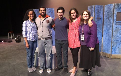 Imagination Stage presents Oyeme! the beautiful for ESOL students