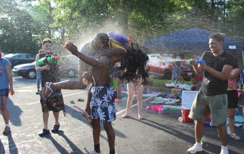 Photo gallery: Seniors celebrate final day with prank, barbecue
