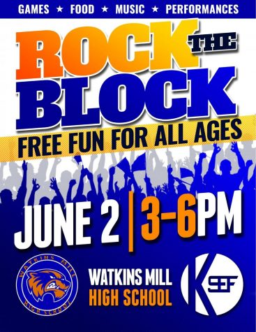 WMHS Rocks the Block Saturday in second annual celebration