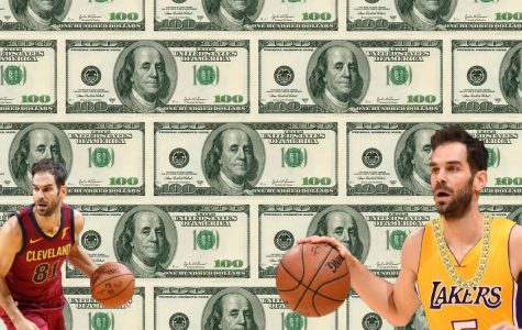 NBA salaries not always linked to talent, as Cleveland Cavaliers prove