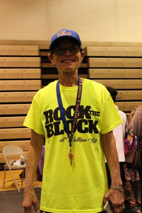 Principal+Carol+Goddard+enjoying+Rock+the+Block