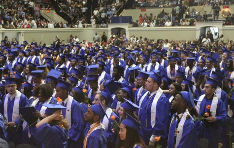 Class of 2018 finishes high school with touching graduation ceremony