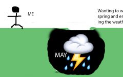 April showers bring May flowers, but it's June now, so why is it still raining?