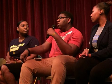 HBCU alumni host symposium for WMHS students