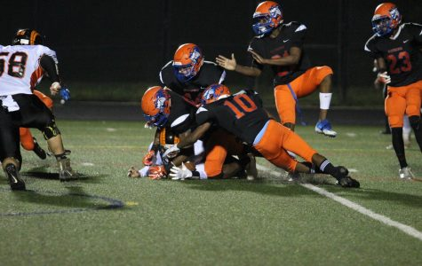 'Rines rampage over Rockville in Homecoming victory