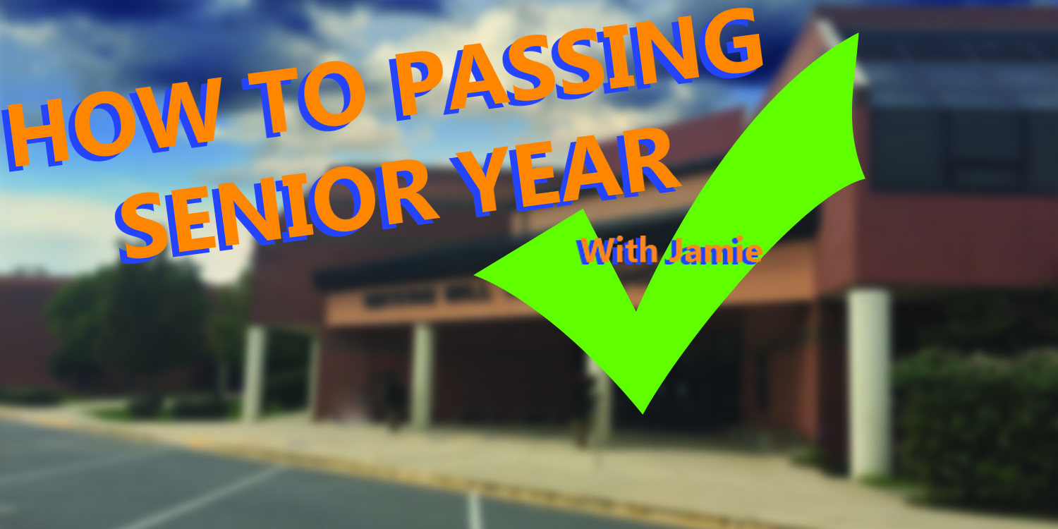 Need to succeed this year?  Follow these tips to make your senior year count!