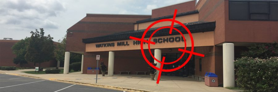 Concerns about school safety have led Watkins Mill High School to add increased security measures this year.