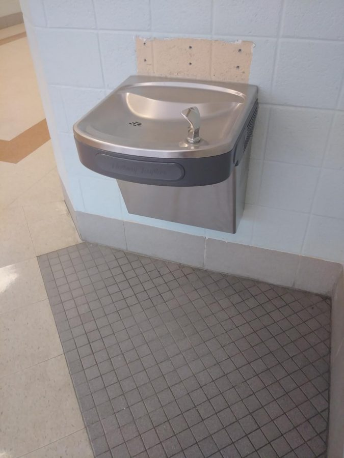 The++current+water+fountains+at+Watkins+Mill+High+School