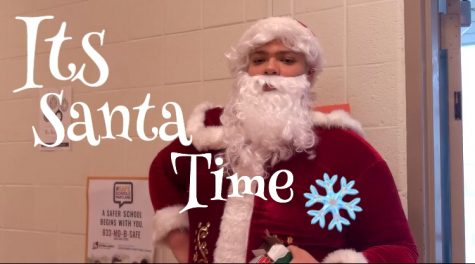 Video: It's Santa Time!