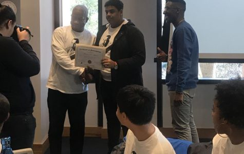 Students solve problems at MLK Global Youth Leadership and Social Innovation Conference