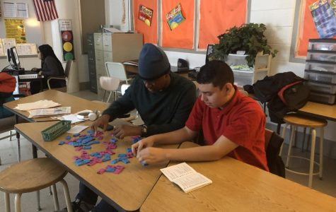 Transition program helps students gain work experience