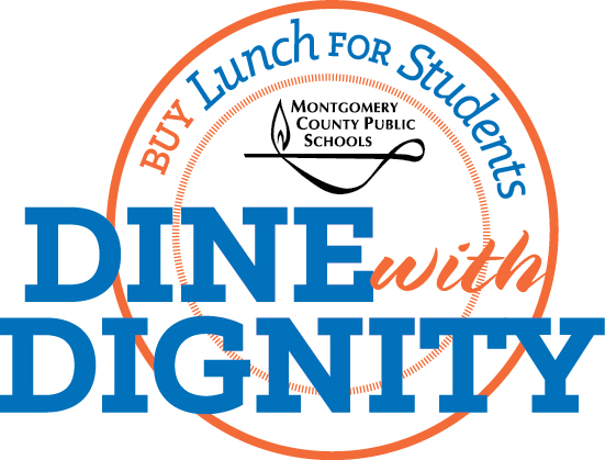 The Dine with Dignity program asks for people to donate money for students who cannot afford lunch.