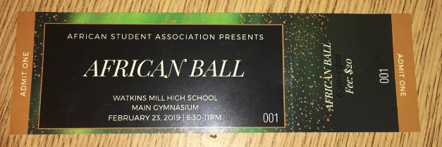 The+Watkins+Mill+High+School+annual+African+Ball+will+be+held+February+23+at+6%3A30+p.m.+in+the+main+gymnasium.