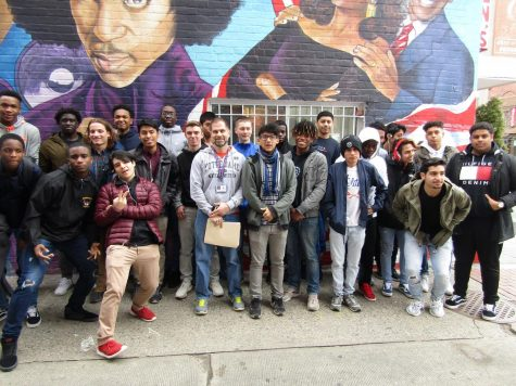 Elites visit African American Civil War Museum, Ben's Chili Bowl