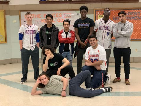 Seniors prepare to compete in 31st annual Mr. Watkins Mill competition