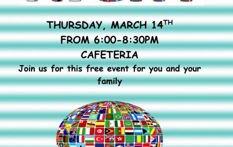 International Night set to wow community with various cultures, cuisines