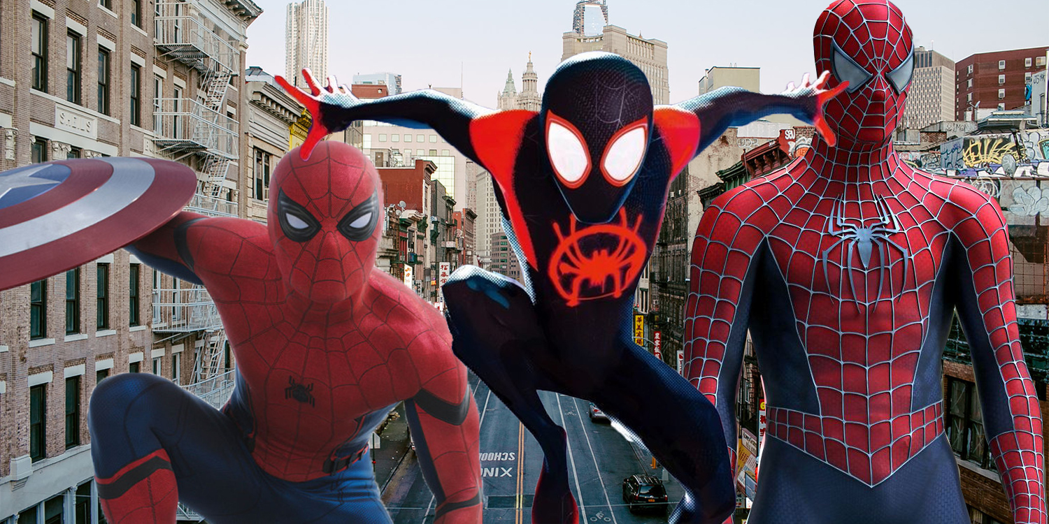 Animated films are traditionally seen as inferior to live-action films, but Spider Man: Into the Spider Verse proves that wrong.