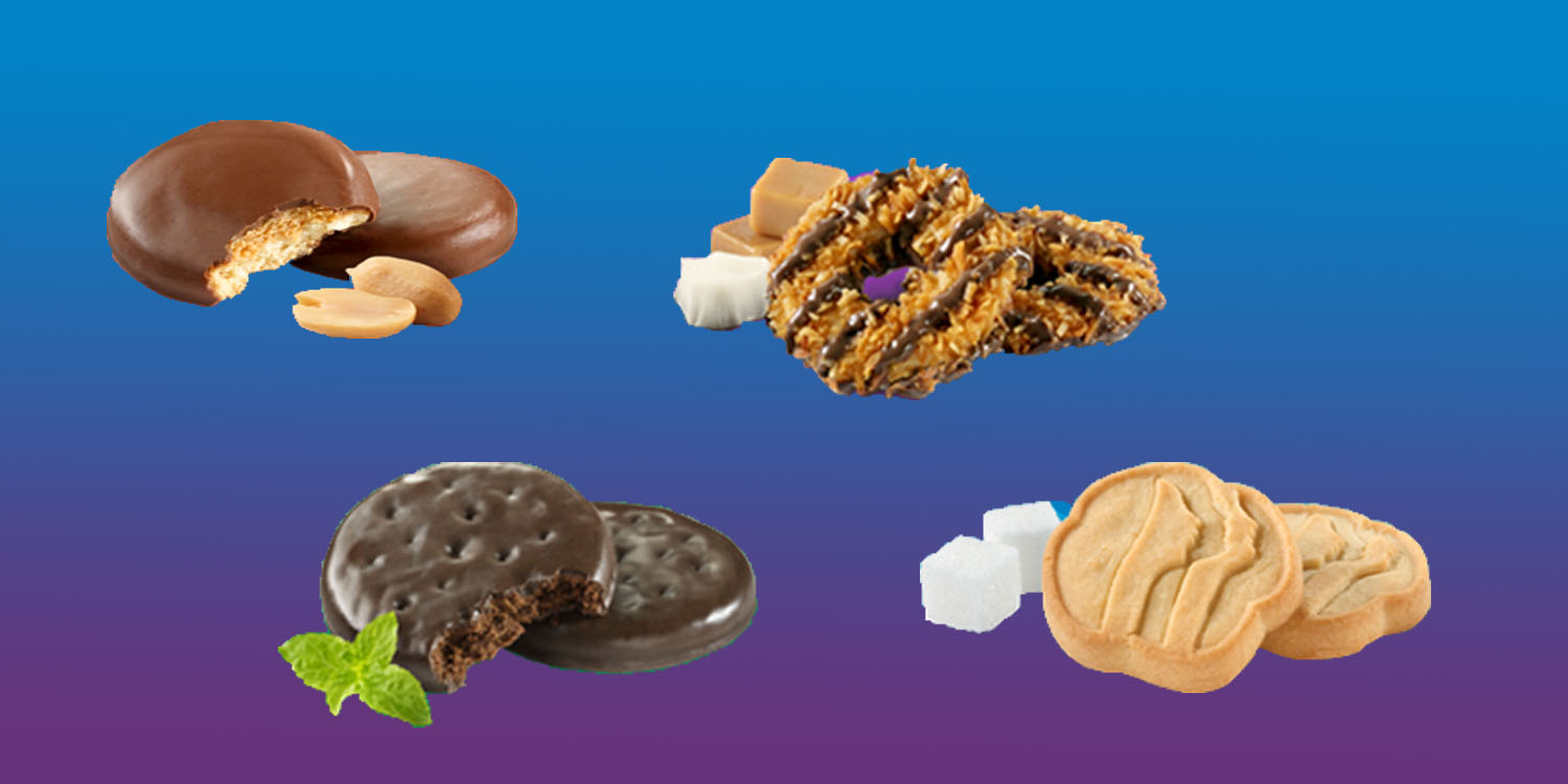 Which Girl Scout Cookie is the best?  Long-time Girl Scout Jade Pinkowitz is here to help with the definitive list!