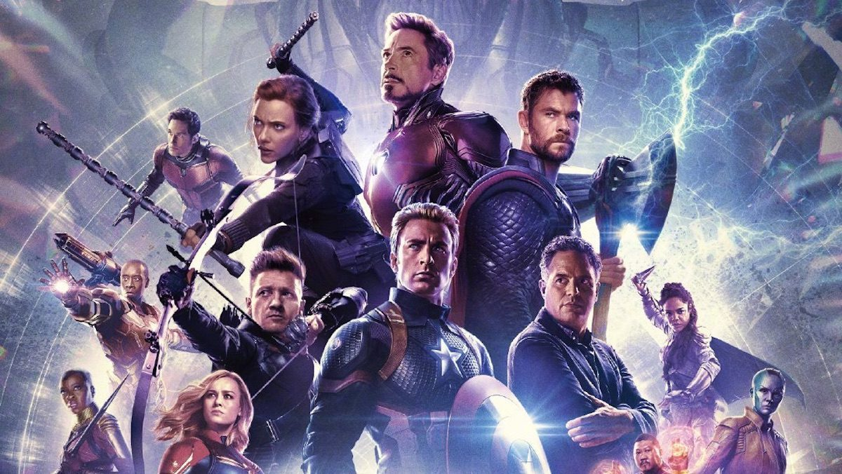 Avengers Endgame is one of the movies not to miss this spring