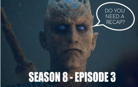 Game of Thrones Episode 2 & 3 Recap {SPOILER ALERT}