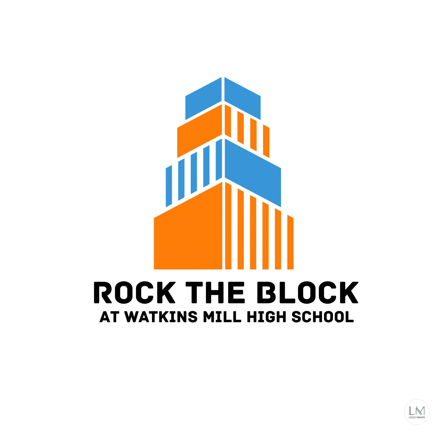 The third annual Rock the Block will take place June 1 at Watkins Mill High School.  Join the Google Classroom to help plan.