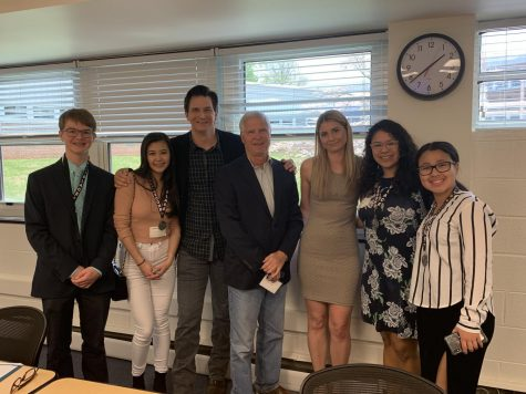 Academy of Finance students place second in Business Pitch Challenge