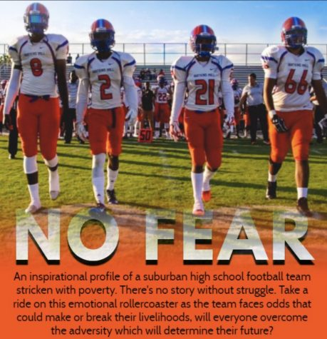 Documentary shows football team has 'No Fear' in tackling challenges