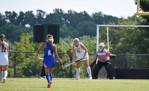 Field hockey skirts victory, comes up short in season opener